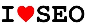 I Love SEO Logo